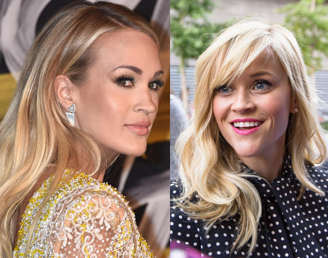 Reese Witherspoon Gets Mistaken For Carrie Underwood