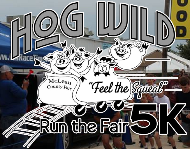 Join In the 2020 Hog Wild 5K with B104