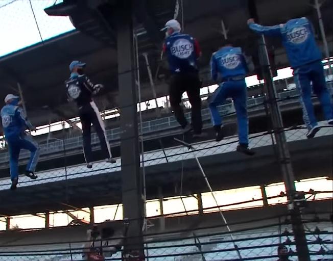"""Kevin Harvick Wins Back-To-Back """"Brickyard 400"""" NASCAR Races [VIDEO]"""
