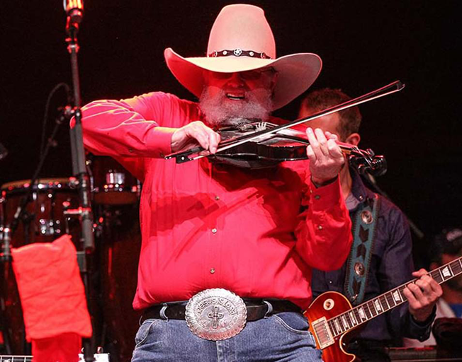 Buck's Top 10 Songs by the Charlie Daniels Band [AUDIO]