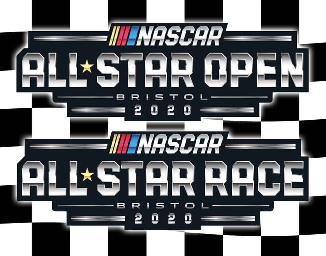 NASCAR All-Star Race Wednesday Night at Bristol Baby!