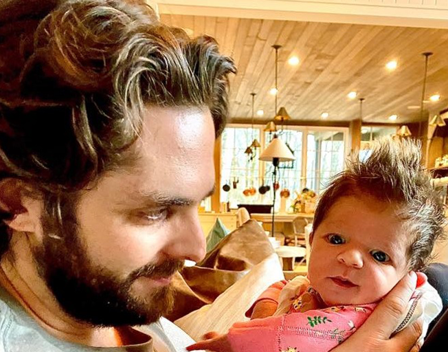 Thomas Rhett's Third Daughter Named After The Beatles and A Joke?