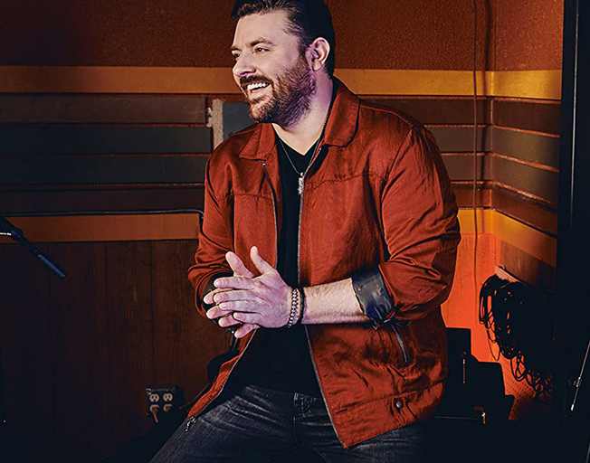 "Chris Young Hopes His New Song ""Brightens Your Day"""