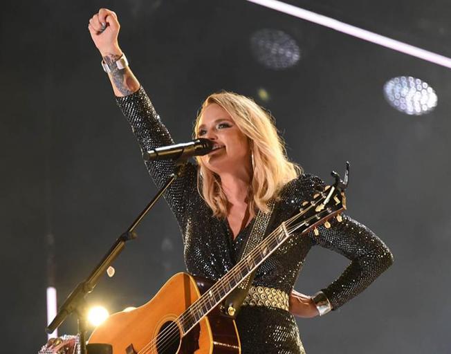 """Bluebird"" gives Miranda Lambert First Solo Billboard Number One in 8 Years"