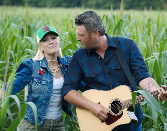 People Have a Lot of Feelings About Blake Shelton and Gwen Stefani's First Drive-In Concert