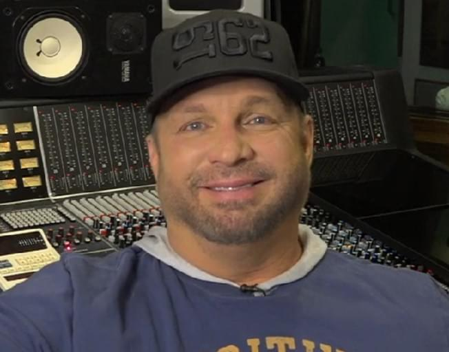 Watch Garth Brooks Announce He Is Withdrawing From CMA Entertainer Of The Year