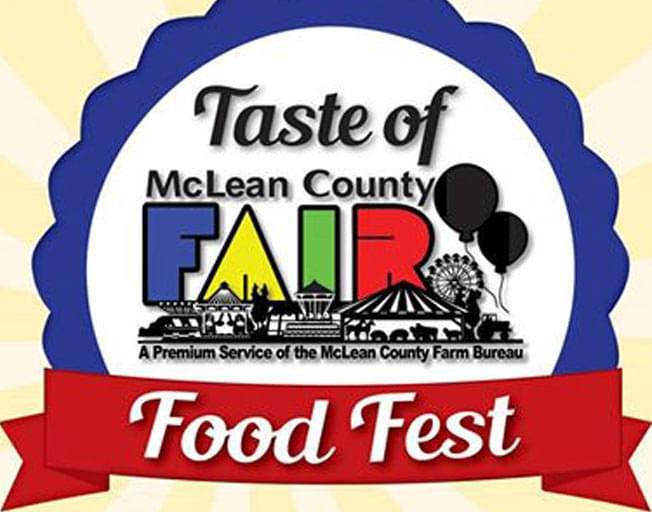 Taste of McLean Co Fair Food Fest