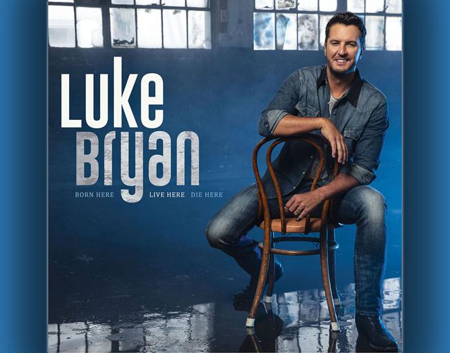 Luke Bryan on His New Album 'Born Here Live Here Die Here'