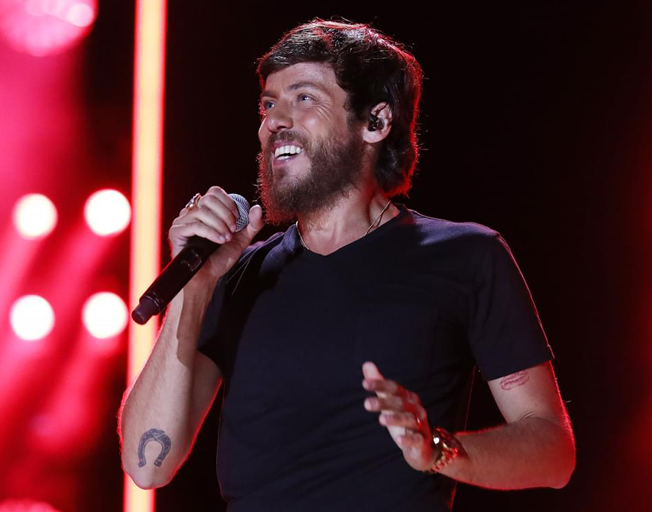 """Chris Janson is Not """"Done"""" at Number One Yet"""