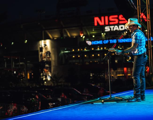 Brad Paisley Reflects on His Drive-In Concert Series [PHOTOS]