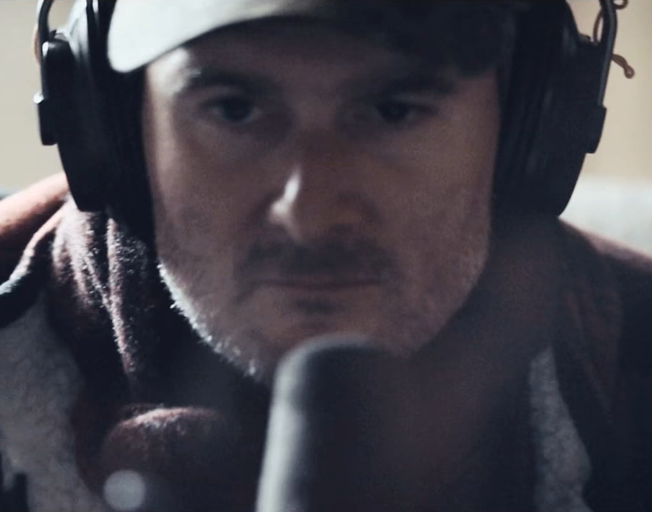 "Eric Church Goes Back Into The Studio For ""Bad Mother Trucker"" Video"