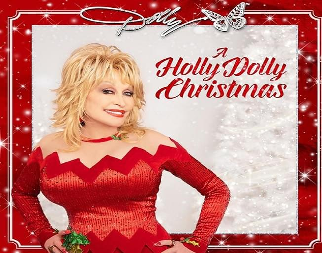 Dolly Parton Will Release Christmas Album 'A Holly Dolly Christmas' For First Time In 30 Years