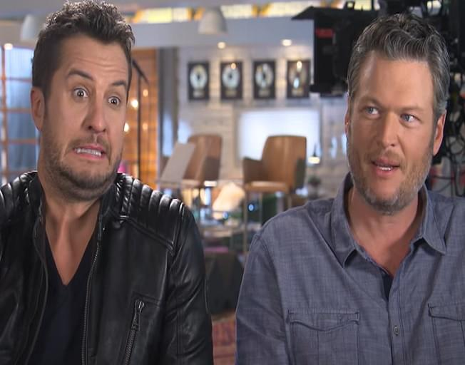 The Twitter Feud Between Luke Bryan And Blake Shelton Just Got Personal