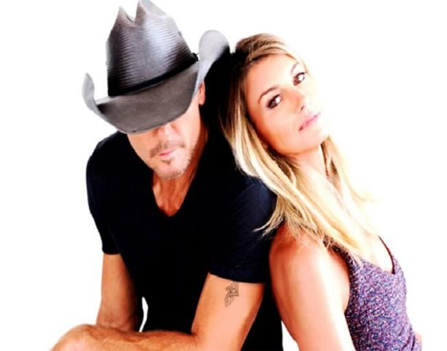 Tim McGraw Says Faith Hill Didn't Say 'Yes' the First Time He Asked Her To Marry Him