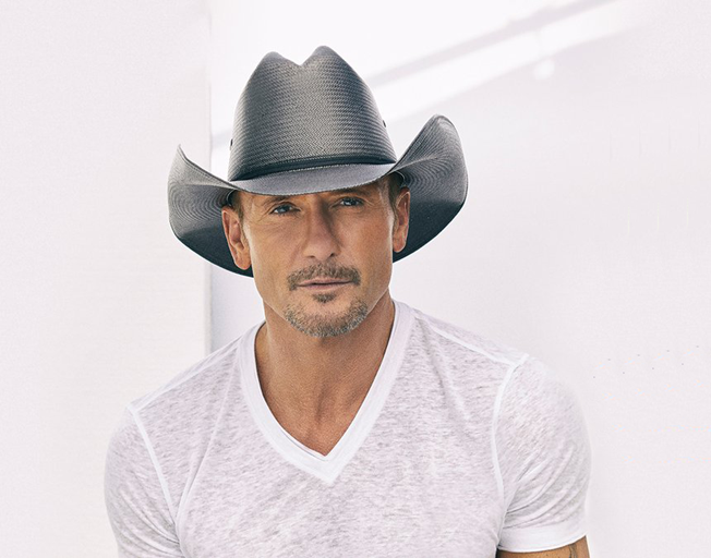 Tim McGraw Weaves a Diverse Tapestry of Life with New Album 'Here On Earth'