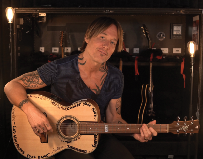 Keith Urban Says It Was 'Unbelievable' Collaborating With Pink on New Album
