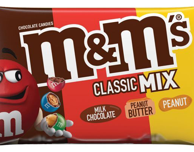 M&M's Is Making New Mix Packs With THREE Flavors in Each Bag