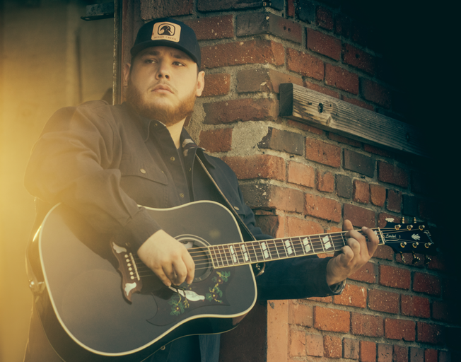 """New Luke Combs Song """"Without You"""" is About His Parents, His Wife and You"""