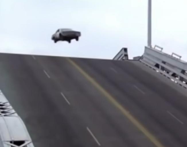 Michigan Driver Arrested after Jumping Drawbridge