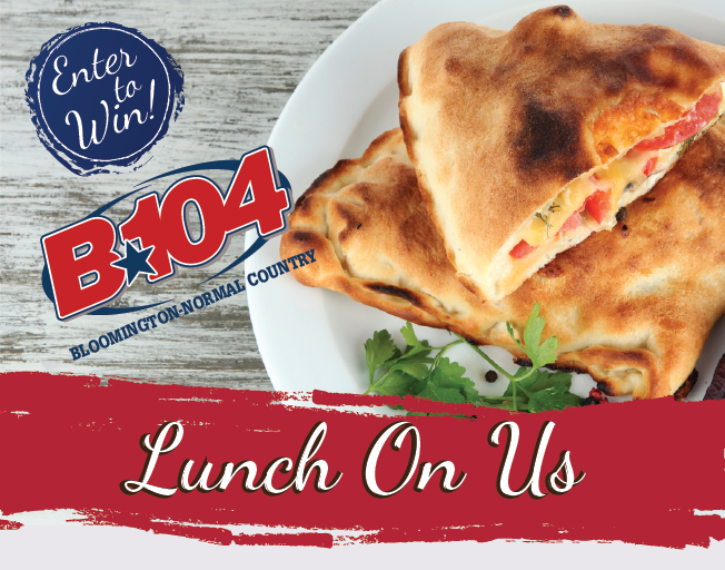 Win Lunch on Us from DP Dough