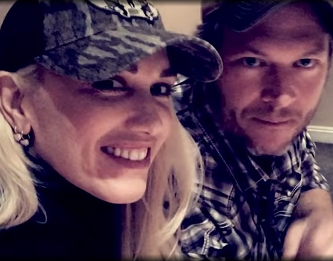Blake Shelton + Gwen Stefani Used Years of Home Videos for 'Happy Anywhere' Clip [VIDEO]