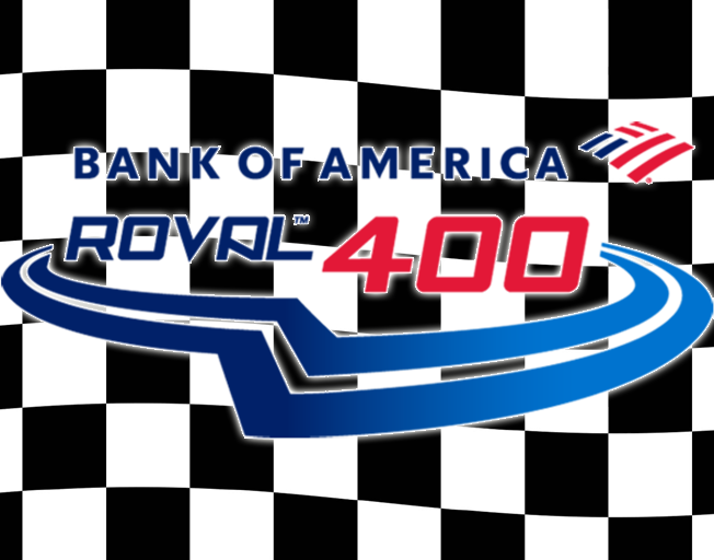 NASCAR at Charlotte ROVAL for Playoff Elimination Race