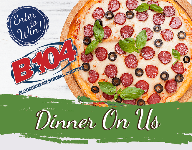 Win Dinner on Us from Firehouse Pizza