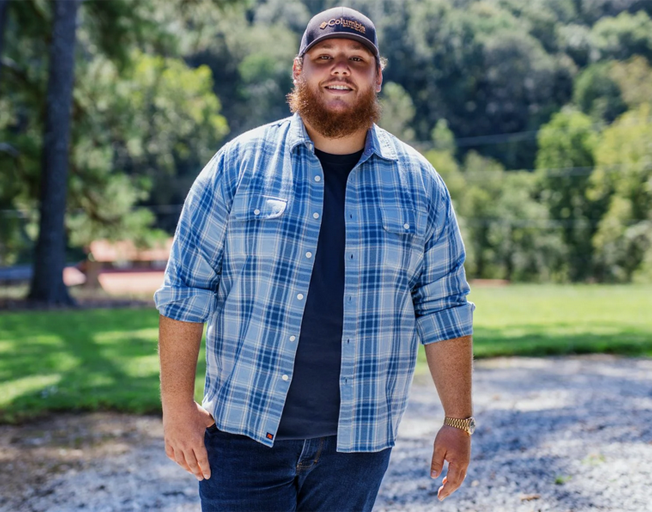 "Luke Combs Recalls the Creation of his Latest Single ""Better Together"""