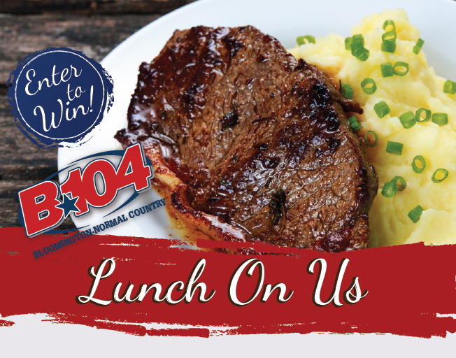 Win Lunch on Us from Logan's Roadhouse