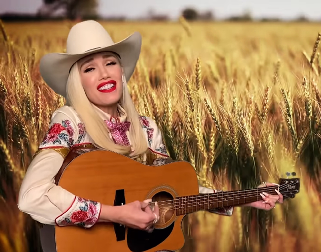 Gwen Stefani Recreates Her Hit Singles as Country Tunes With Help From Jimmy Fallon [VIDEO]