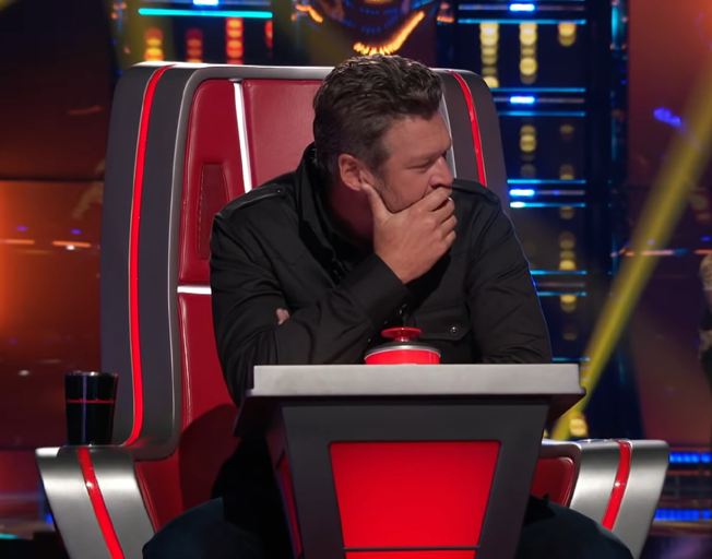 Did Blake Shelton Add To Team Blake In Blind Auditions On The Voice B104 Wbwn Fm