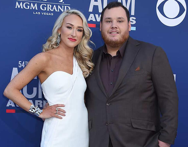 Luke Combs Reveals How He And Nicole Hocking Met And How His Proposal Didn't Work Out As Planned