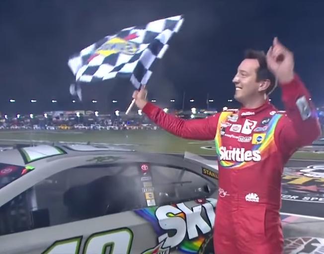 Kyle Busch Finally Wins a 2020 NASCAR Race at Texas [VIDEO]