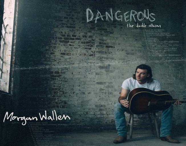 Morgan Wallen Announces 30-Song Double Album, 'Dangerous' in January