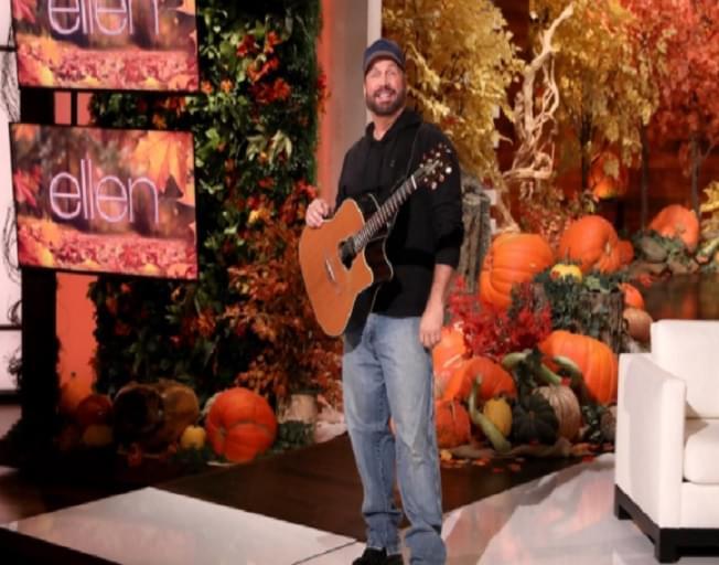 Garth Brooks To Host 'The Ellen Show' Today