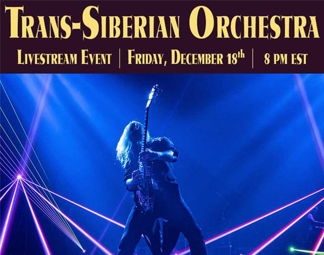 Text to Win Dinner And A Show With Trans Siberian Orchestra and Moe's Southwest Grill