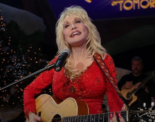 Dolly Parton Announces New CBS Holiday Special 'A Holly Dolly Christmas'