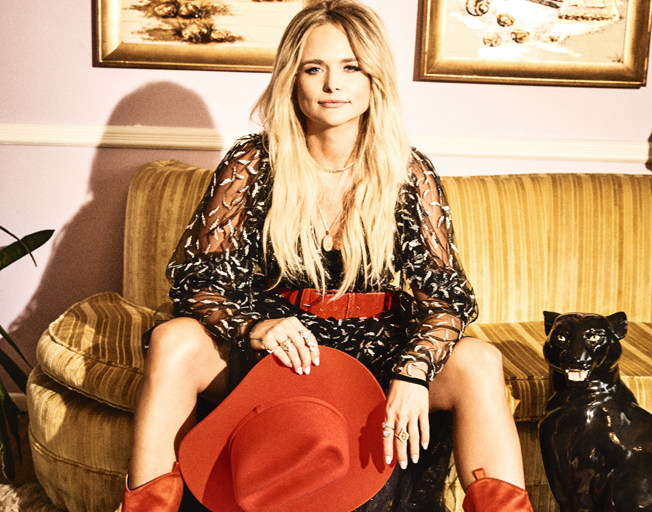 Miranda Lambert Will Be Inducted Into The National Cowgirl Hall Of Fame
