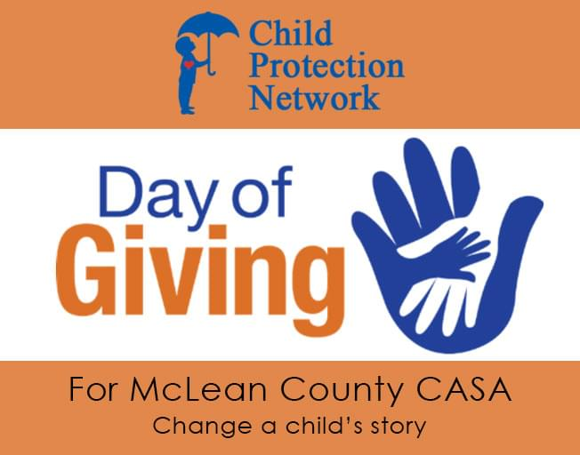 Day of Giving with Child Protection Network