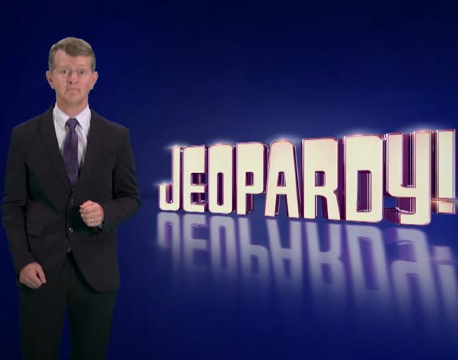 Ken Jennings to Host 'Jeopardy' Episodes