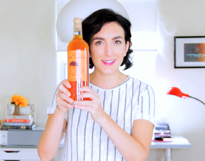 I'll Drink To That! Biggest Beverage Trends For 2021 Include Orange Wine and Pink Fizz