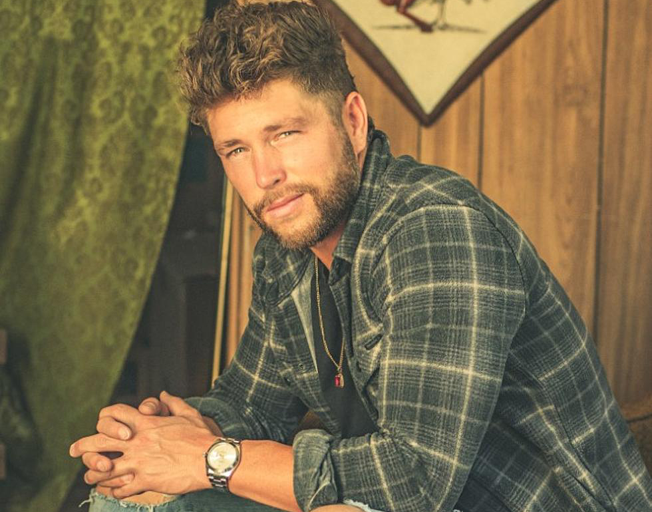 Chris Lane and His Wife Lauren Have A Gender Reveal Party With Family