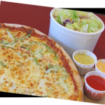 Avanti's Pizza Package Happy Family Meal