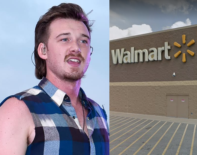 """Walmart Issues Apology To Morgan Wallen Following Album Leak: """"We Are Deeply Apologetic"""""""