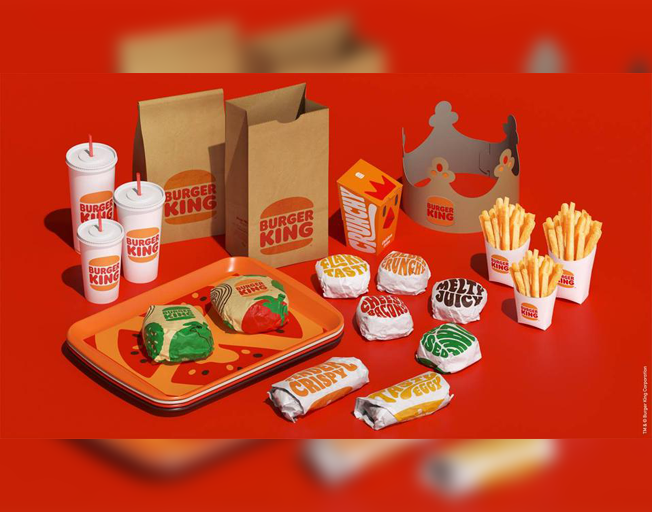 New Year, New BK: Burger King Rolls Out Its First Rebrand In 20+ Years