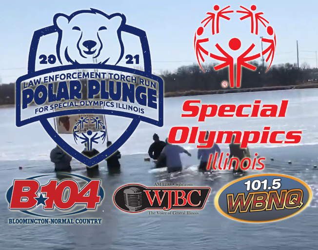 Plunge at Home for Special Olympics Illinois