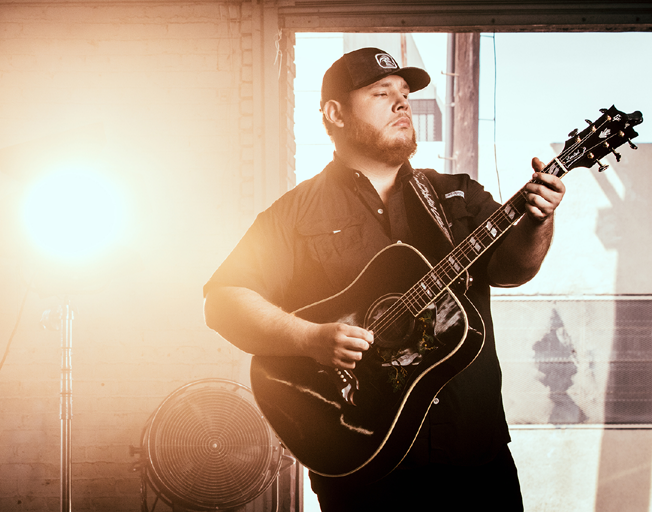 "Luke Combs Goes 10 for 10 in Number One Singles with ""Better Together"""