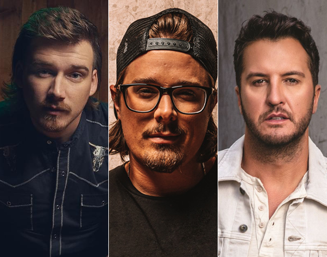 Evolving: Morgan Wallen Says Sorry Not Sorry After Recording a Song Luke Bryan 'Fell In Love With'