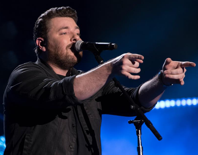 Chris Young: 2021 Will Bring Fans 'More Music Than They've Ever Gotten From Me at One Time'