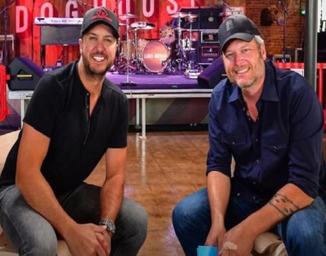 Luke Bryan Says He Has Blake Shelton To Thank For American Idol Gig